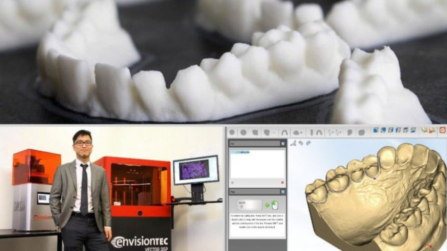 How the 3D Printed Dental Industry Will Become a $7bn Market by 2027
