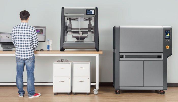 desktop metal industrial printer