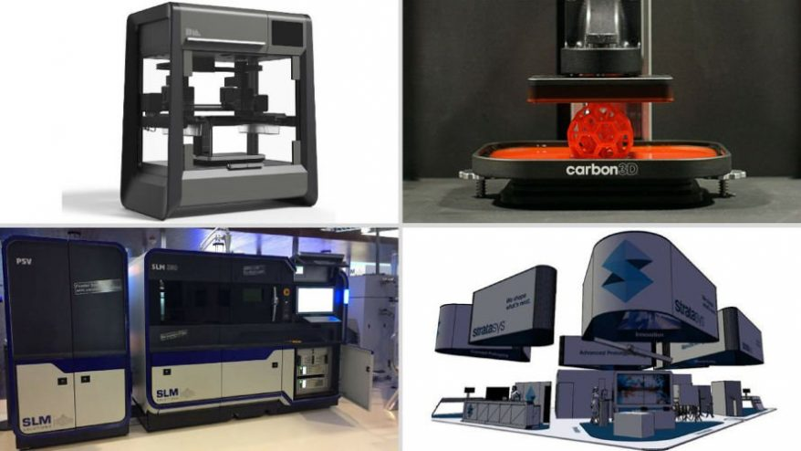 The Top 20 Most Valuable 3D Printer Companies 2019 - 3DSourced