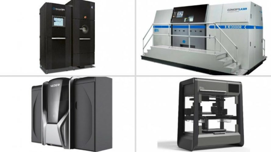 20 Metal 3D Printer Manufacturers To Watch in 2021