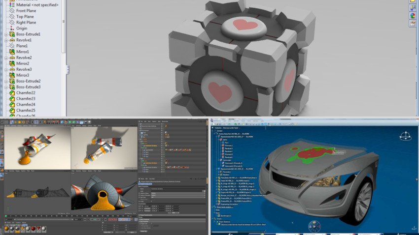 Top 10 Professional 3D Software Tools 2019 - 3DSourced