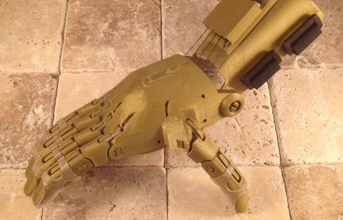 3d printed prosthetics phoenix hand
