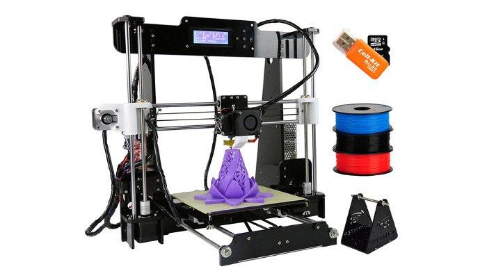 diy 3d printer kit anet a8