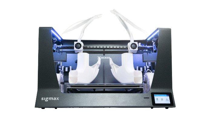 bcn3d sigmax r19 best 3d printer