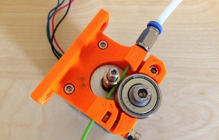 bowden 3d printer extruder