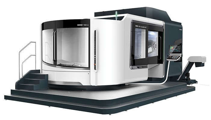 dmg mori metal 3d printer