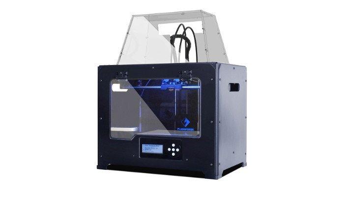 flashforge creator pro best 3d printer