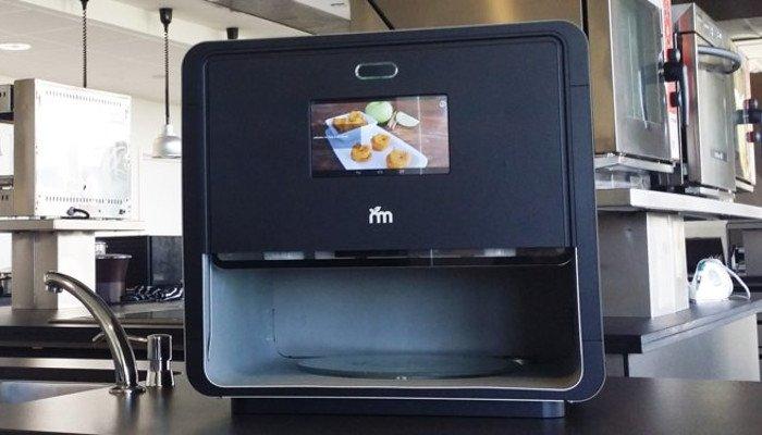 3d printed food foodini 3d printer
