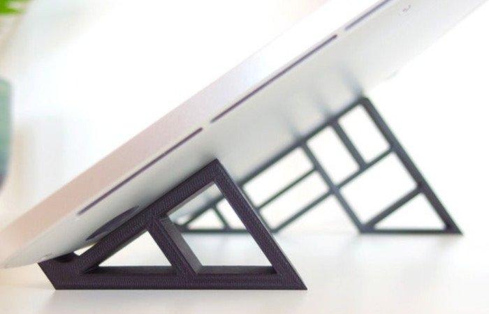 macbook pro stand 3d printer model