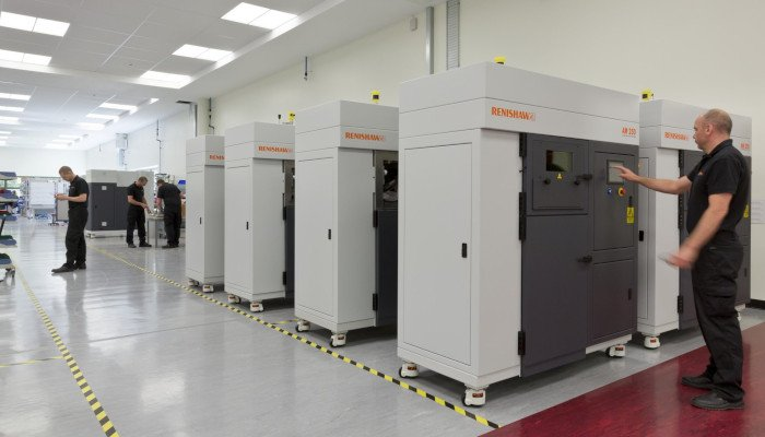 renishaw metal 3d printer