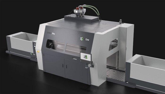 exone 3d printing stock