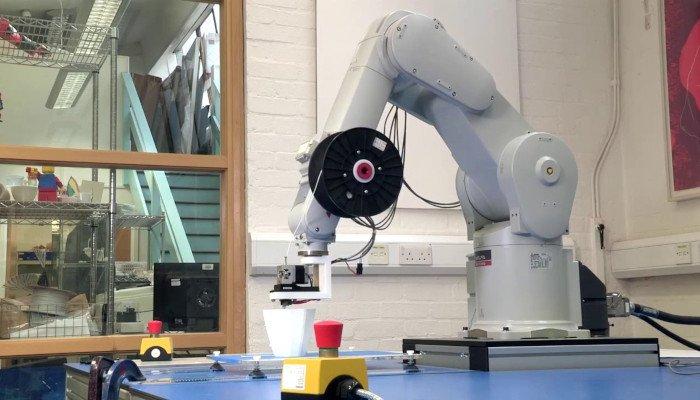 robotic arm 3d printer type