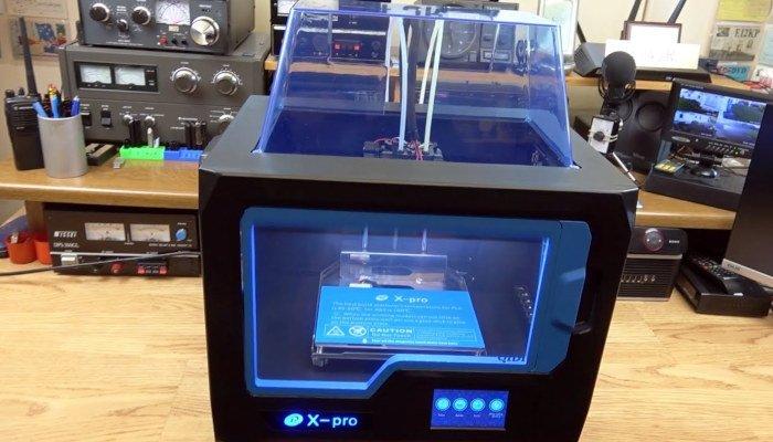 QIDI tech x pro x-pro cheap 3d printer