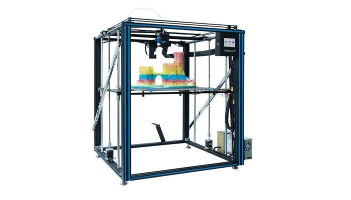 tronxy x5sa pro cheap 3d printer kit
