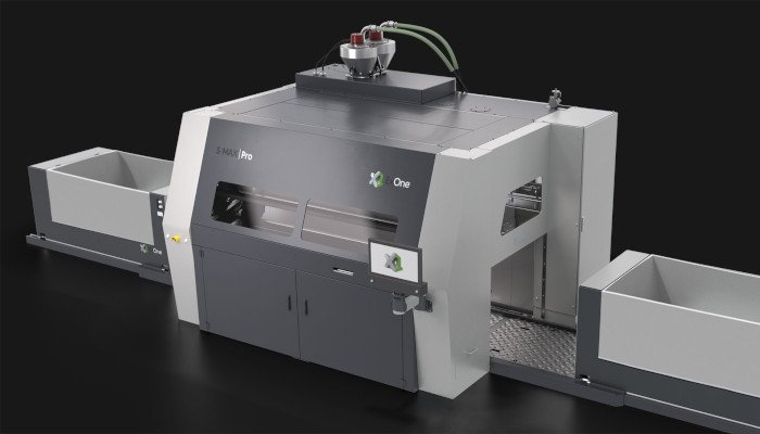 exone 3d printers s-max pro
