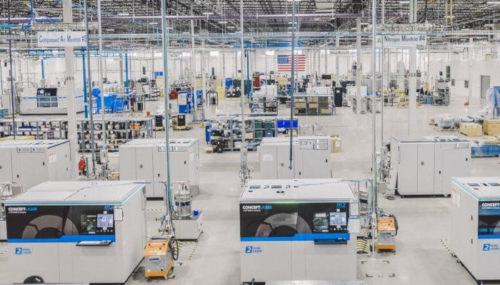ge additive 3d printer company using concept laser 3d printers
