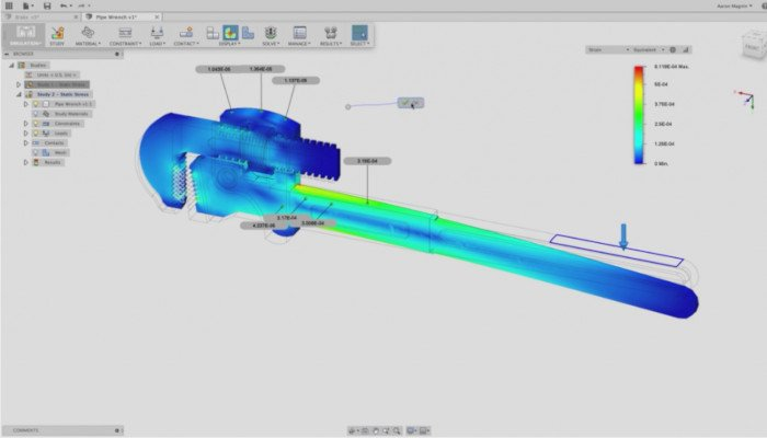 fusion 360 cad 3d software free for students