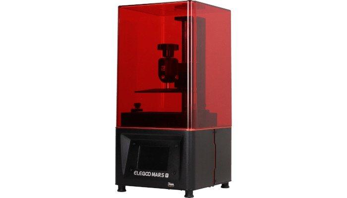elegoo mars a great 3d printer for miniatures