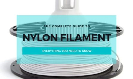nylon filament 3d printing guide cover