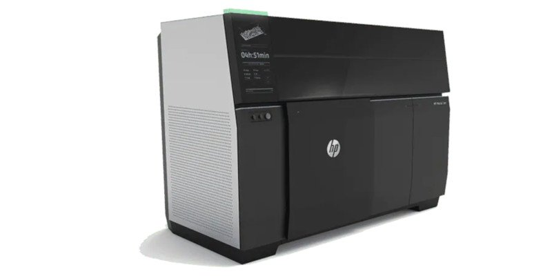hp metal jet 3d printer