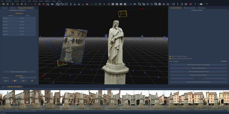 3df zephyr user-friendly photogrammetry software