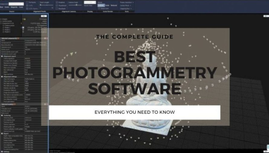 The Top 10 Best Photogrammetry Software 2020 (4 are Free!)