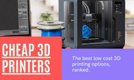 cheap 3d printer ranking budget