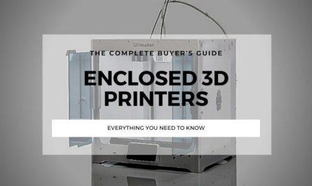 best enclosed 3d printer ranking