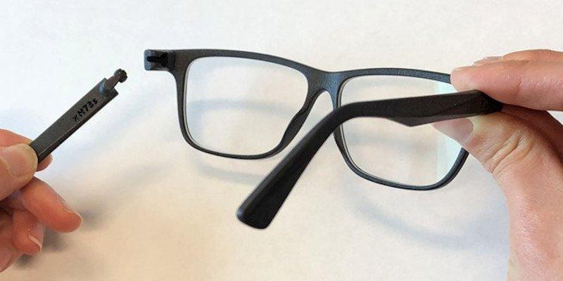 fitzframes custom 3d printed glasses