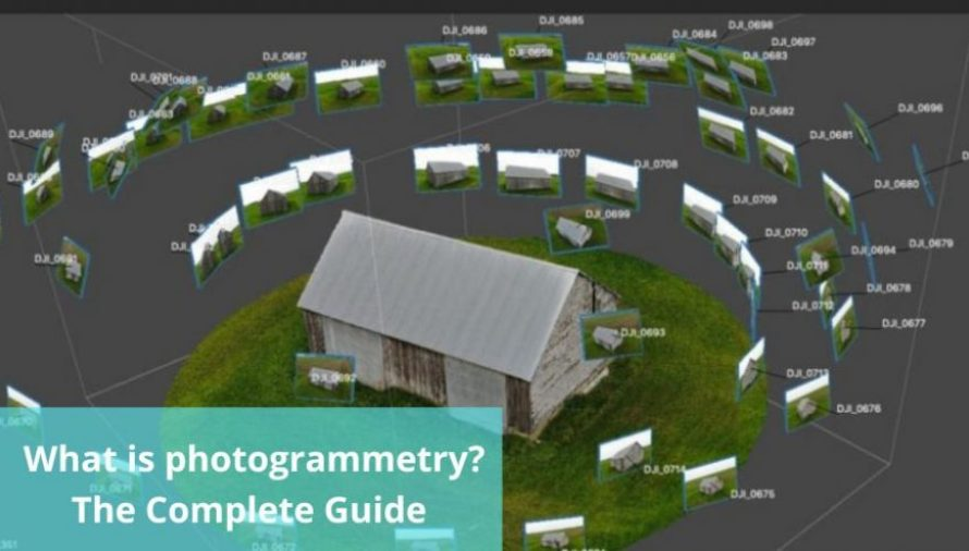 Photogrammetry Guide 2021 – Definition, Advantages and Uses Explained