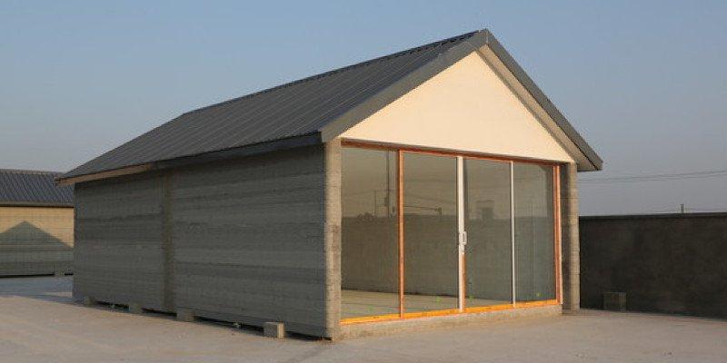 winsun 3d printed buildings