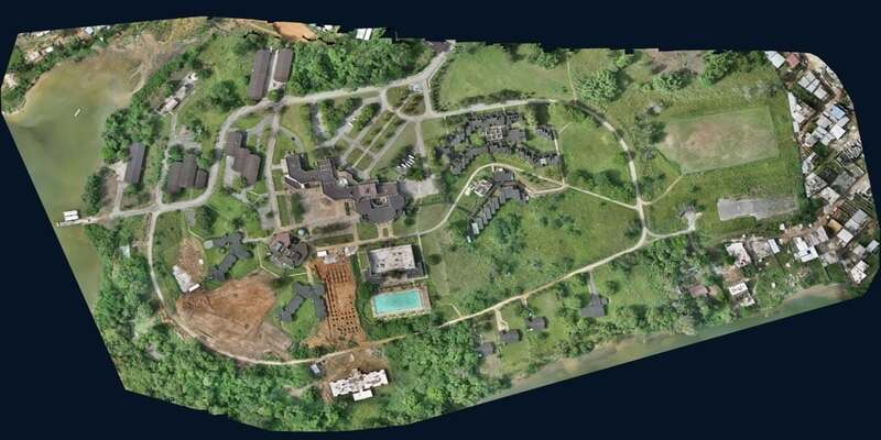 aerial drone photogrammetry