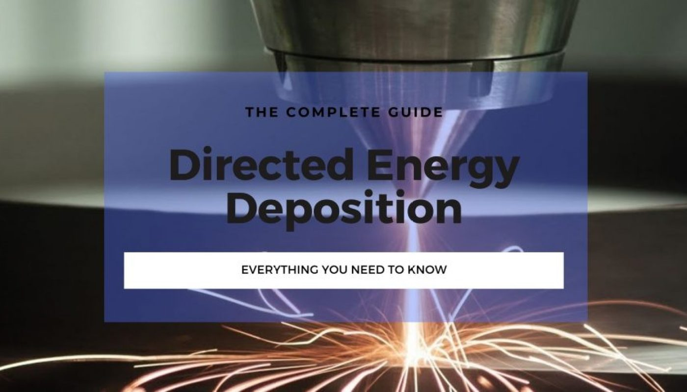 Directed Energy Deposition Thumbnail