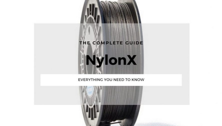 NylonX Filament: The Complete 3D Printing Guide