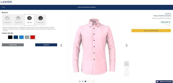 Lanieri 3d fashion mass customization