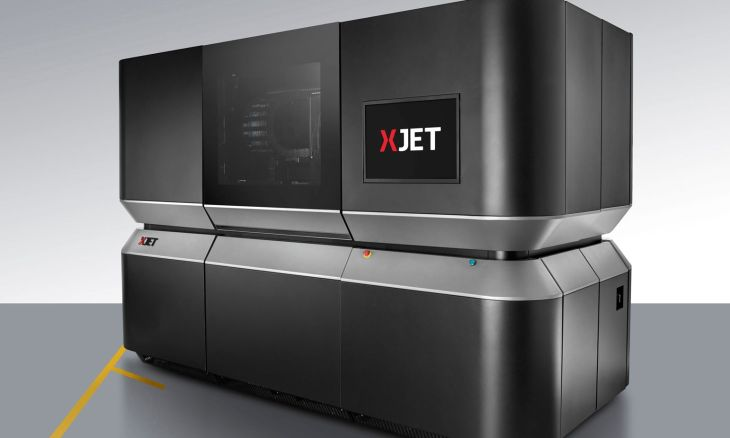 x-jet 3d stampanti 3d professionali