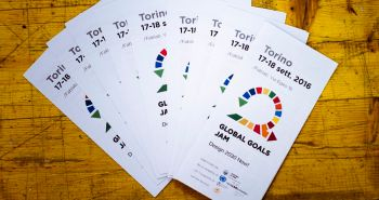 global goals jam 2016 torino stampa 3d