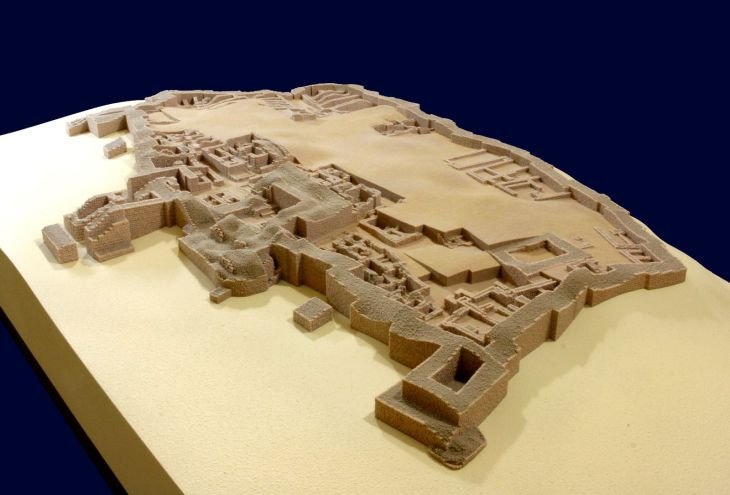 Oman_01 stampa 3D