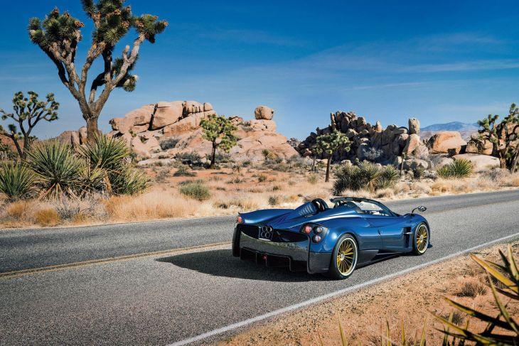 Huayra Roadster 3d