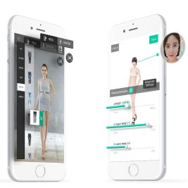 FIT AND SHOP 3D FASHION