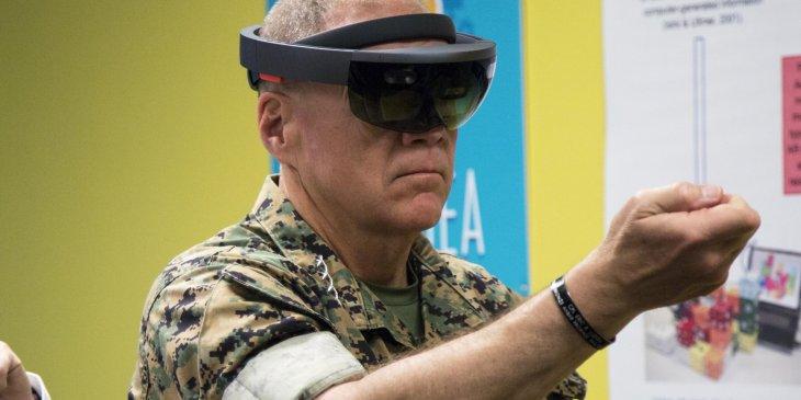 3D Hololens Etica Tecnologia