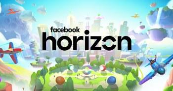 facebook horizon social VR 3D