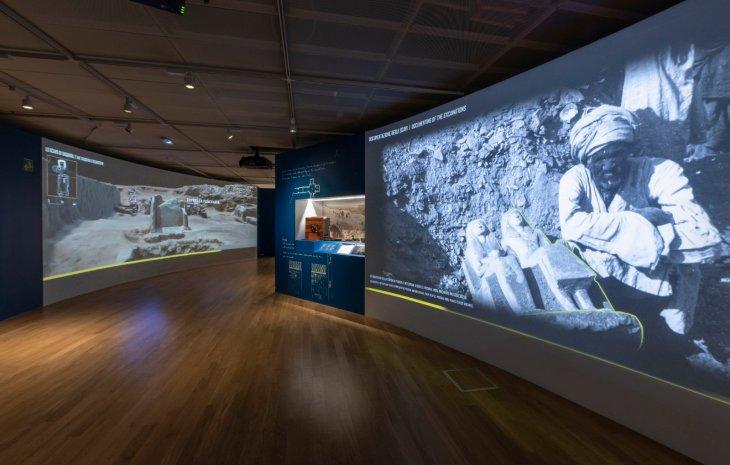 archeologia 3D - museo egizio - archeologia invisibile