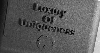 Luxury of Uniquenessv 3d design