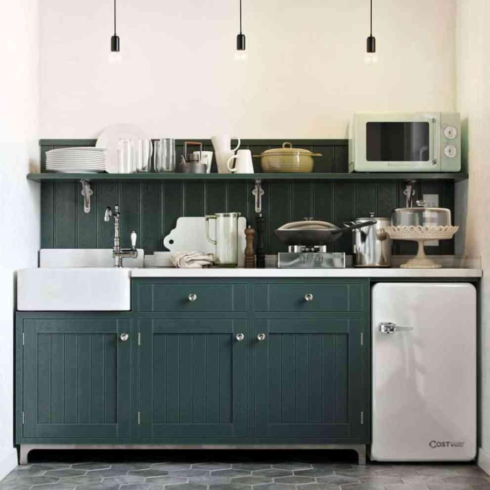 Free radetzki big kitchen set 3d models download link