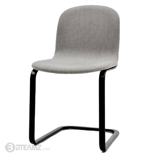 Remarkable Buzzi Bounce P0147 Meeting Chair 3D Model Machost Co Dining Chair Design Ideas Machostcouk