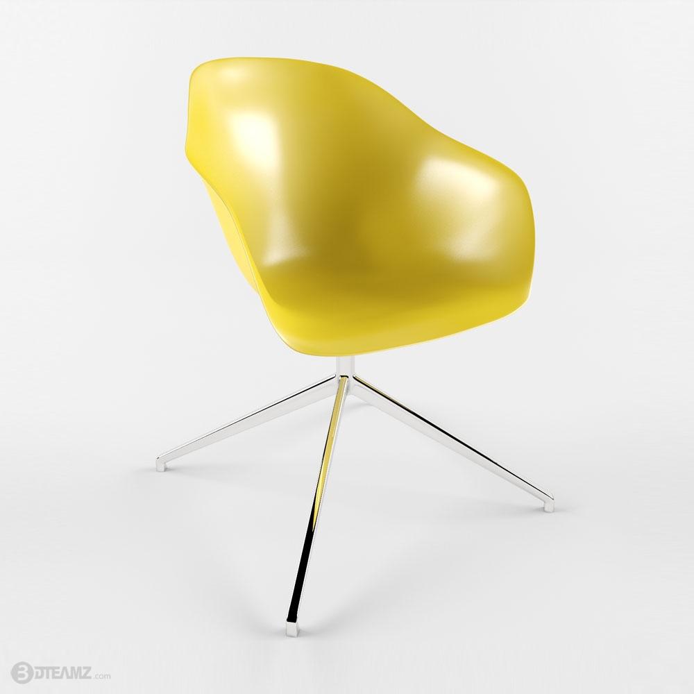 Fabulous Boconcept Adelaide Lounge Yellow 3D Machost Co Dining Chair Design Ideas Machostcouk