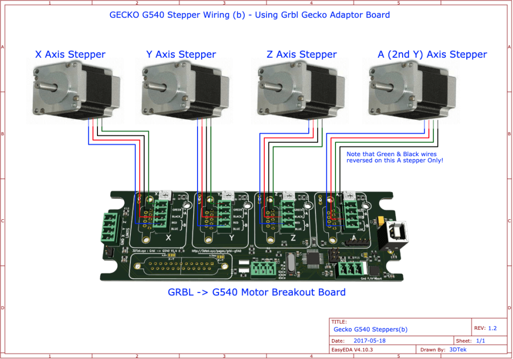medium resolution of stepper motor connections a retired method