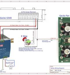 gecko wiring diagrams 3dtekgecko cooler and controller mounting [ 2048 x 1451 Pixel ]