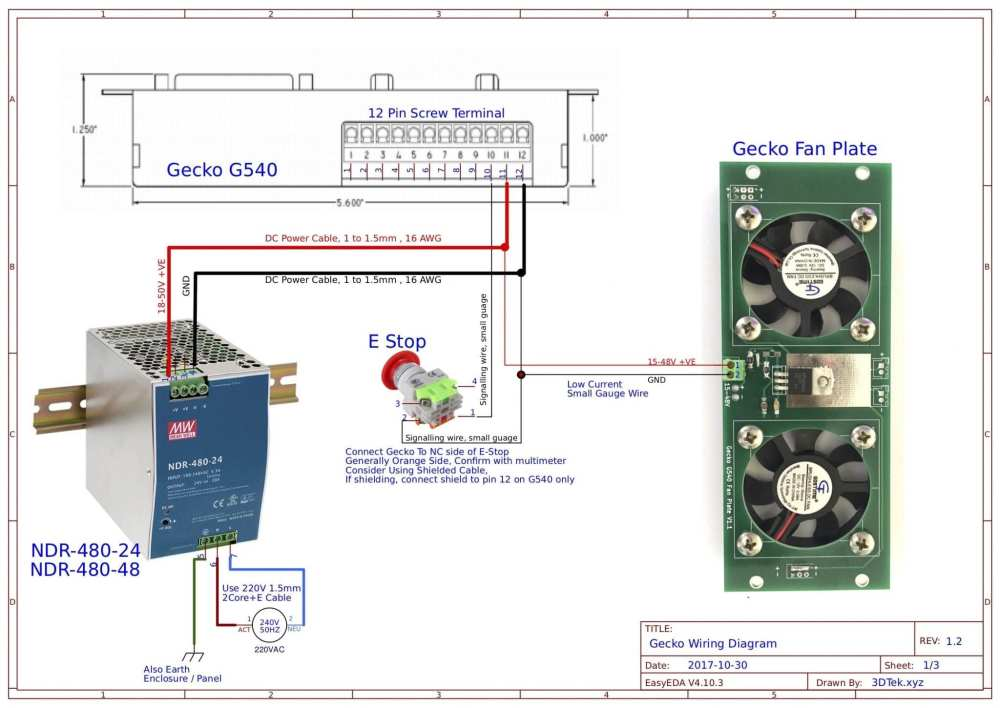 medium resolution of gecko cooler and controller mounting